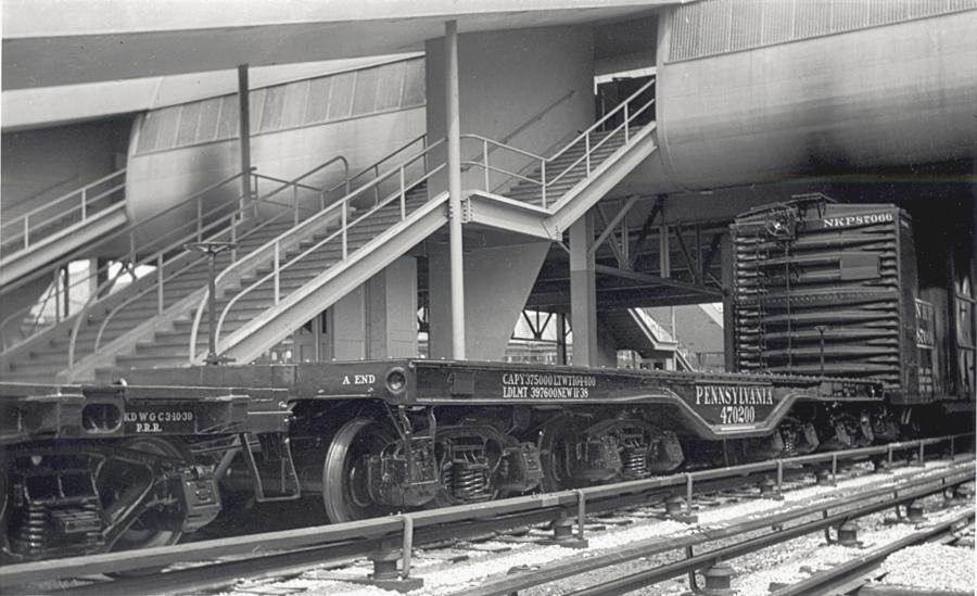 Railroads At 1939 1940 World S Fair