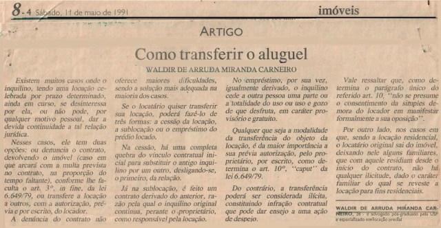 1991-05-11_ComoTrasferiroAluguel