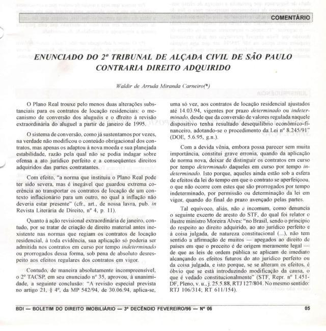 1996-02_Enunciadodo2ºTribunaldeAlçadaCivel_1