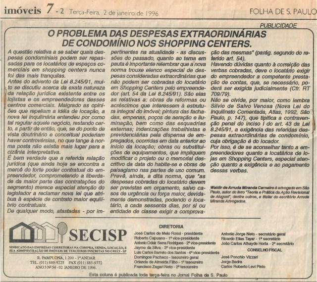 (1996_01_02)_OProblemaDespesasExtraordinarias