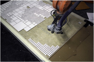 robotic tile placement tools