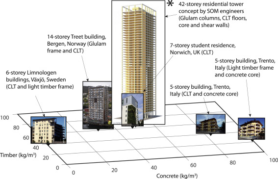 The Wood From The Trees: The Use Of Timber In Construction