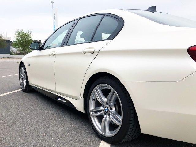 BMW bilindpakning