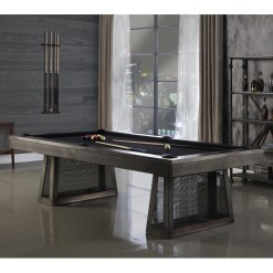 Ixabel pool table by Plank and Hide