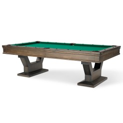 Gaston Pool Table by Plank and Hide