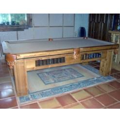 hacienda pool table