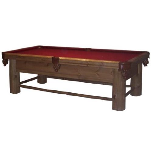 Lodge Pole pool table