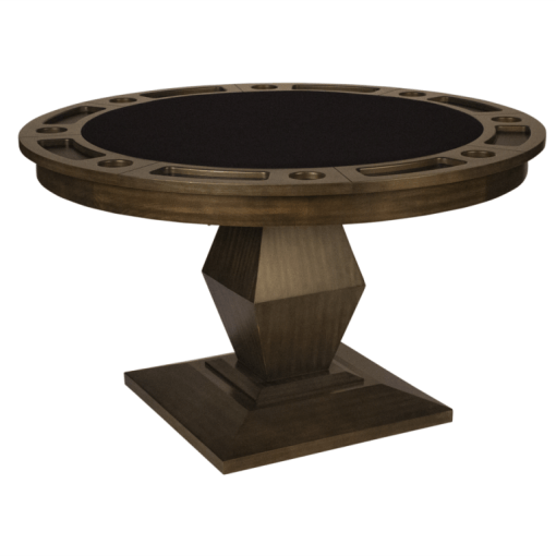 Euclid Poker Dining Table