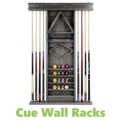Cue Wall Racks
