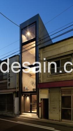 Artikel Arsitektur_Rumah lebar 180 cm