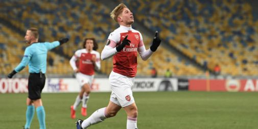 Image result for Emile-Smith Rowe