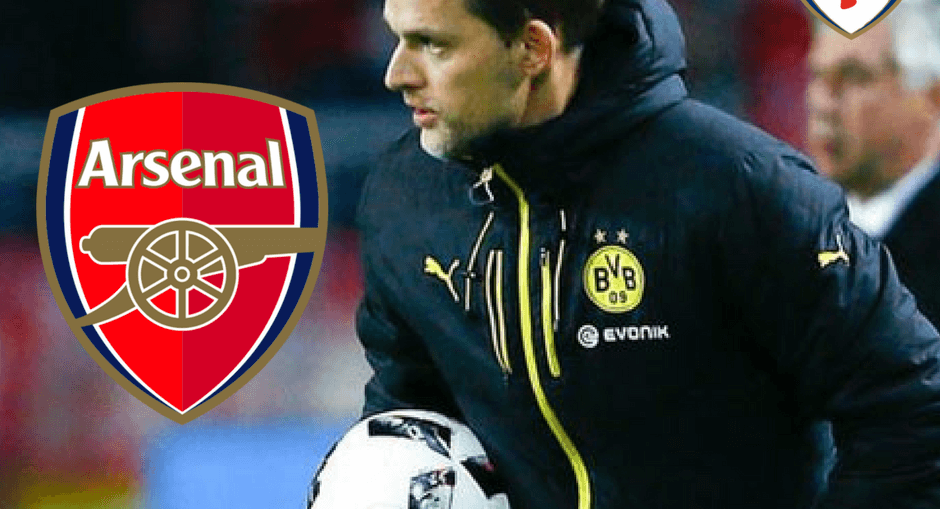 Tuchel to Arsenal, Wenger replacement, Arsenal new manager, Arsedevils, Thomas Tuchel, Tuchel