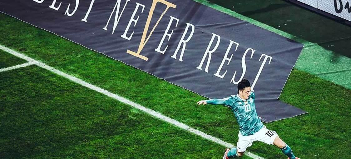 Mesut Ozil vs Spain, Arsedevils, Ozil international,