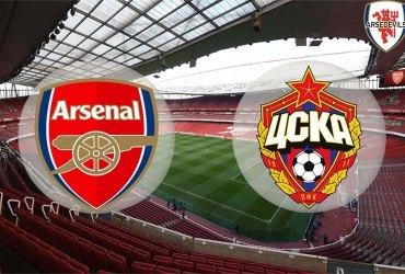 Arsenal, CSKA Moscow, Arsenal vs CSKA Moscow 4-1, Arsedevils, Arsenal Europa League
