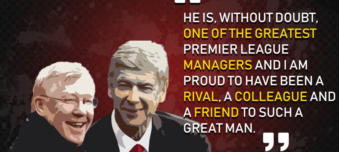 arsene wenger, sir alex on arsene wenger, arsenal manager news, arsenal news, arsene wenger update, arsene