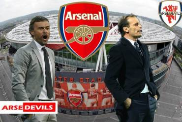 Gunners, Wenger Rplacement, Arsenal manager