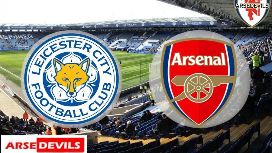 Leicester City, Leicester City Vs Arsenal, Leicester