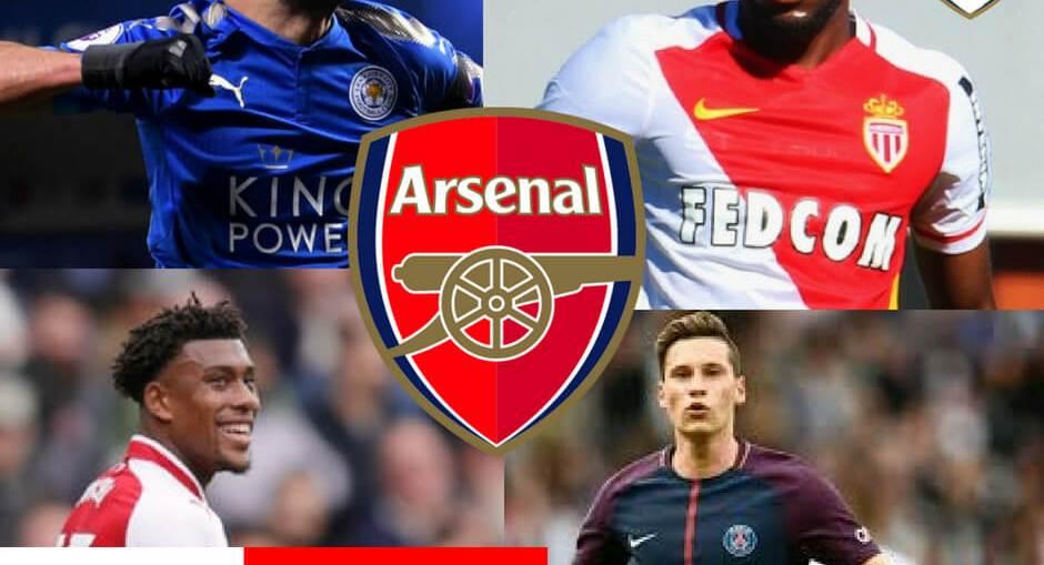 left winger, iwobi upgrade, iwobi replacement, mahrez, draxler, lemar