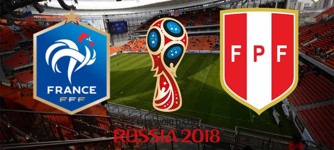 France Vs Peru, FIFA World Cup 2018, Russia, Submay