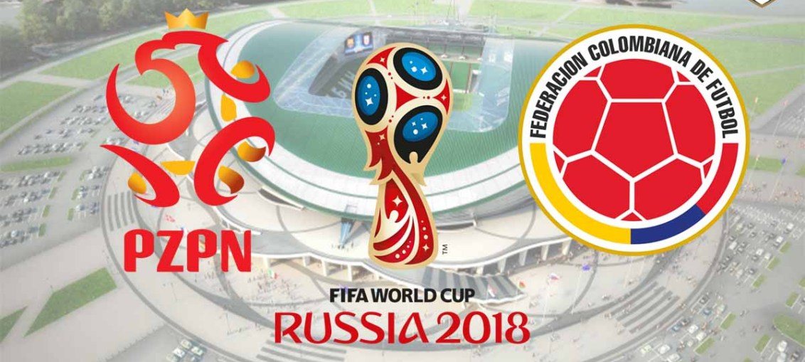 Poland Vs Colombia, FIFA World Cup 2018