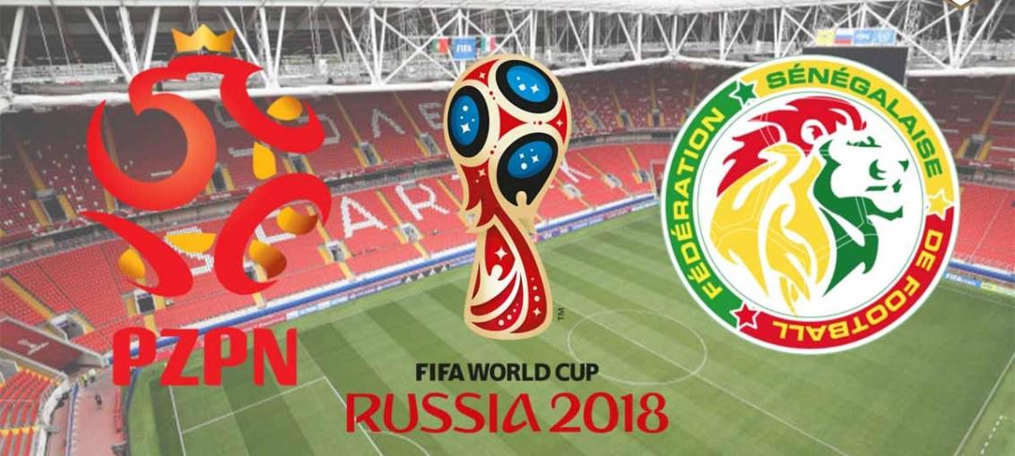 Poland Vs Senegal, FIFA World Cup 2018, Russia