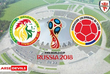 Senegal vs Colombia, Senegal vs Columbia Predicted Lineups and kep players