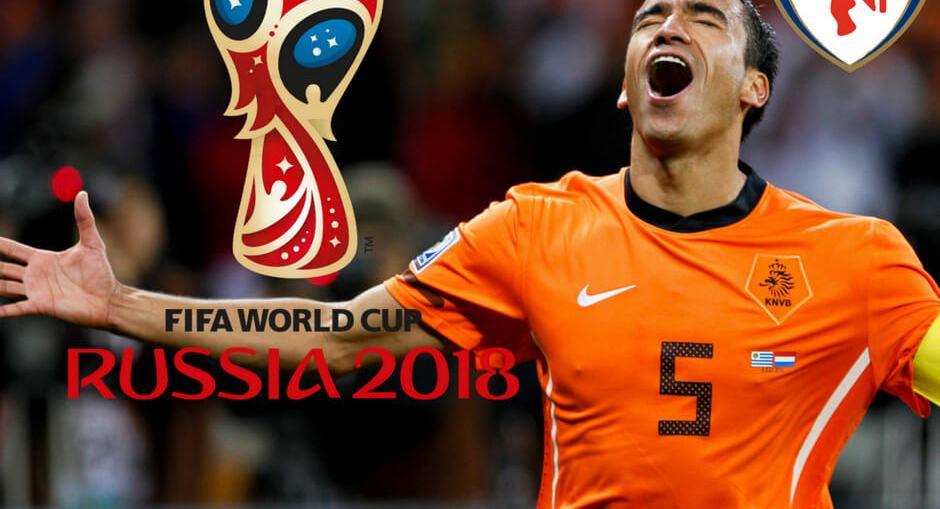 Giovanni Van Bronckhorst, Giovanni Van Bronckhorst vs Uruguay 2010 World cup
