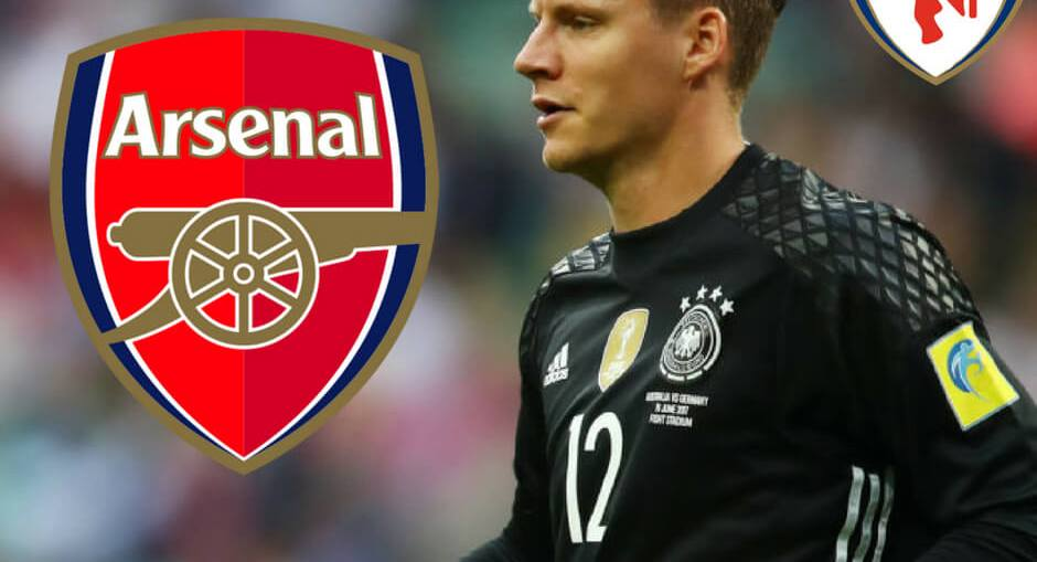 Bernd Leno, Arsenal primary goalkeeping target, Bernd Leno to Arsenal, Leno confirmed, official Bernd Leno