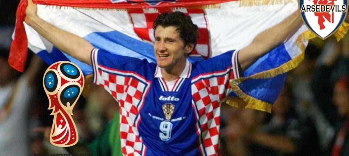 Suker, World Cup 1998, Croatia