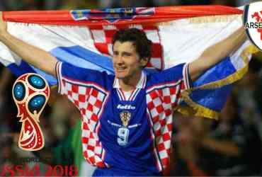 Suker, World Cup 1998, Croatia