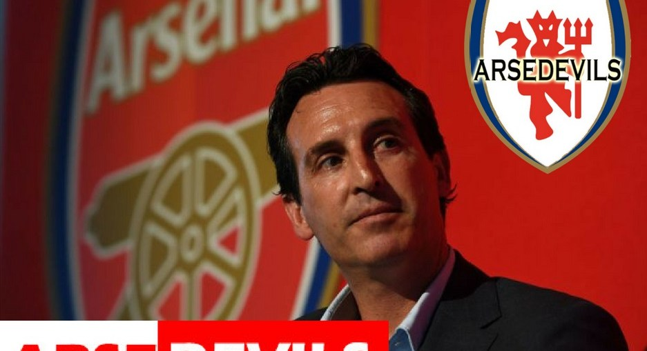 Unai Emery,Arsedevils, arsenal vs manchester city predicted lineups, Gunners