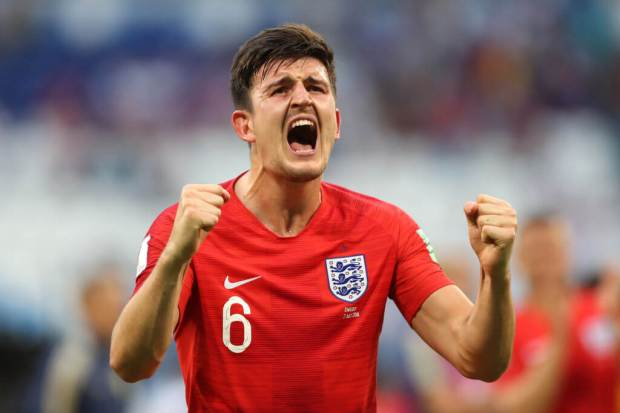 Harry Maguire's stock rose dramatically following his performances at the World Cup. Manchester United are one of a host of clubs chasing his signature.
