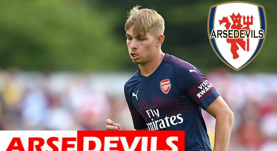 Smith Rowe, Arsedevils