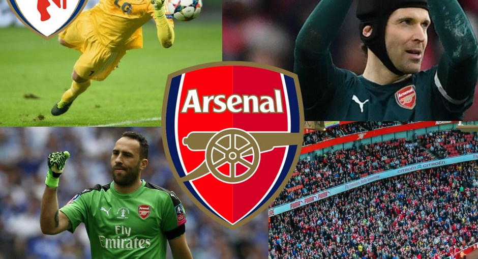 Petr Cech, David Ospina, Arsenal Goalkeepers, Bernd Leno, Yann Sommer to Arsenal