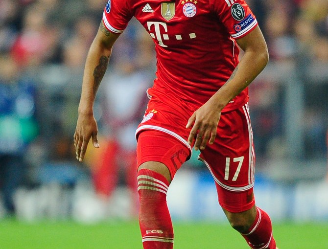 Jerome Boateng, Arsenal Boateng, Arsedevils
