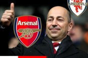 Gazidis, Ivan Gazidis to AC Milan,