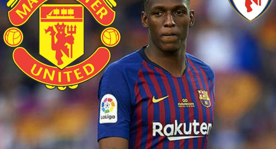 Yerry Mina to United, United bid for yerry mina