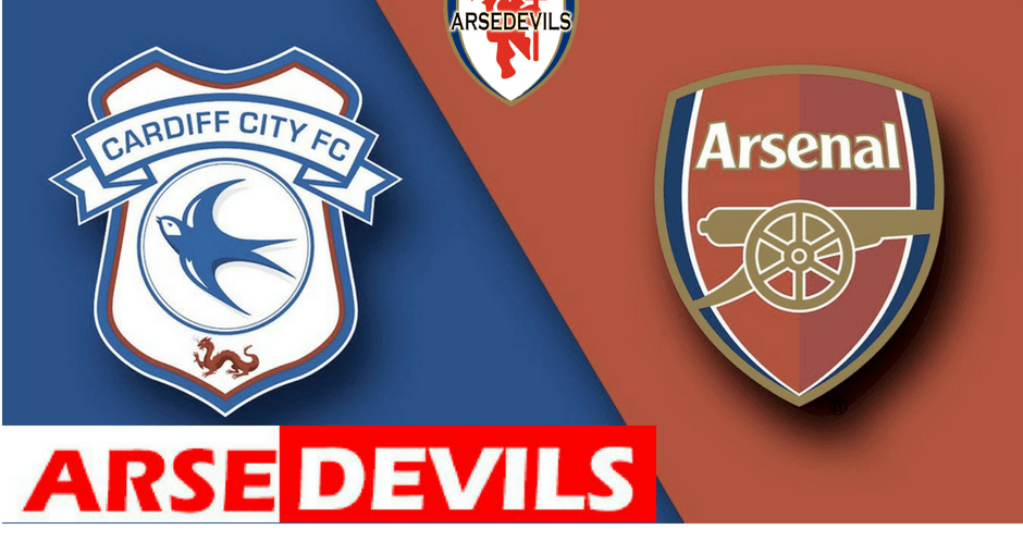 Cardif City vs Arsenal, Predicted lineup for Arsenal vs Cardiff City