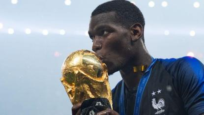 Paul Pogba has reportedly agreed personal terms with Barcelona.