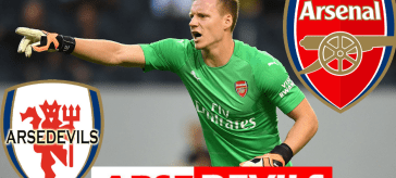 Bernd Leno should feature in Europa League