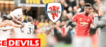 Manchester United,Arsedevils