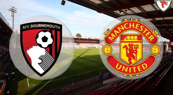 Bournemouth Vs Manchester United, Bournemouth