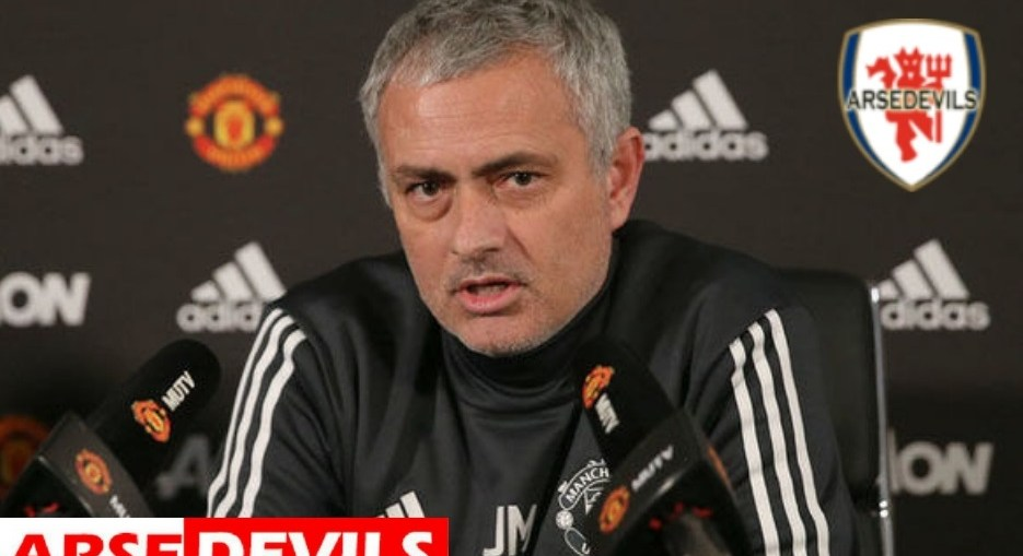 Jose Mourinho sack