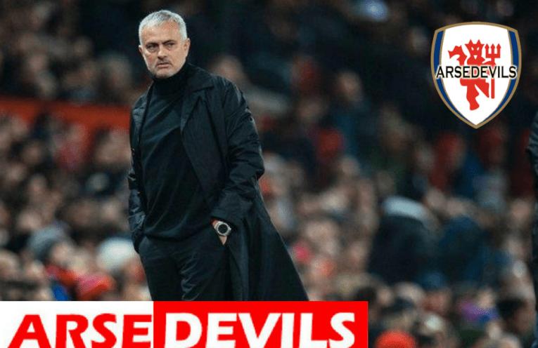 Mourinho at Man Utd, Mourinho