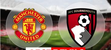 United Vs Bournemouth