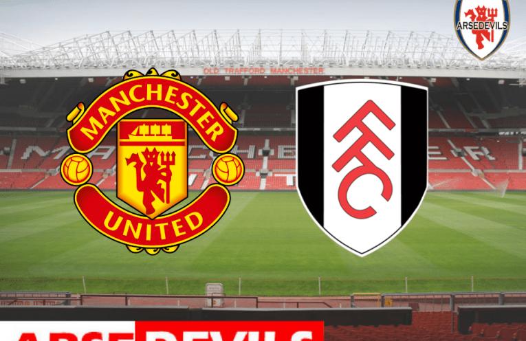 Manchester United vs Fulham