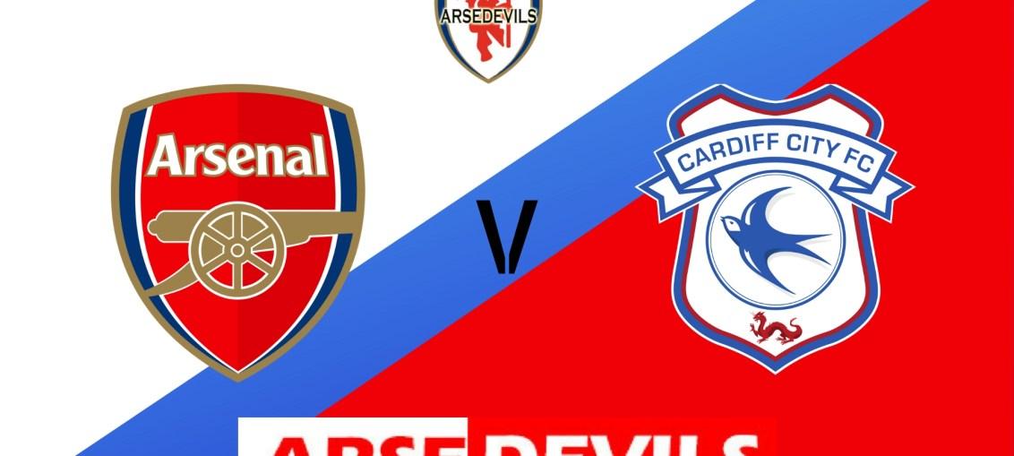 Arsenal vs Cardiff Predicted Lineup