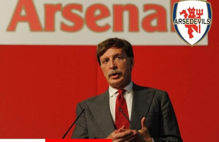 Arsenal, Kroenke, Arsedevils