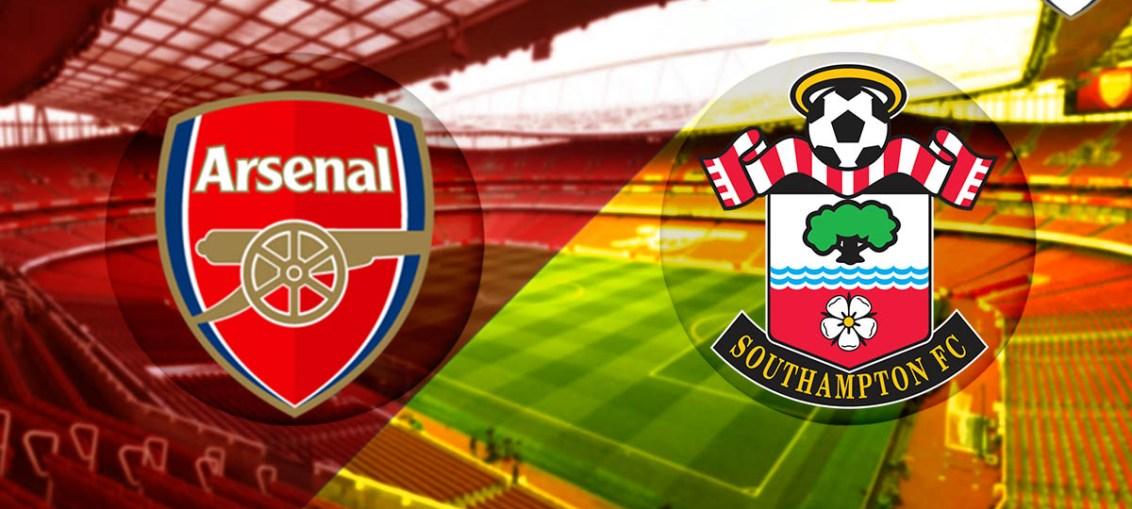 Arsenal Vs Southampton, Southampton