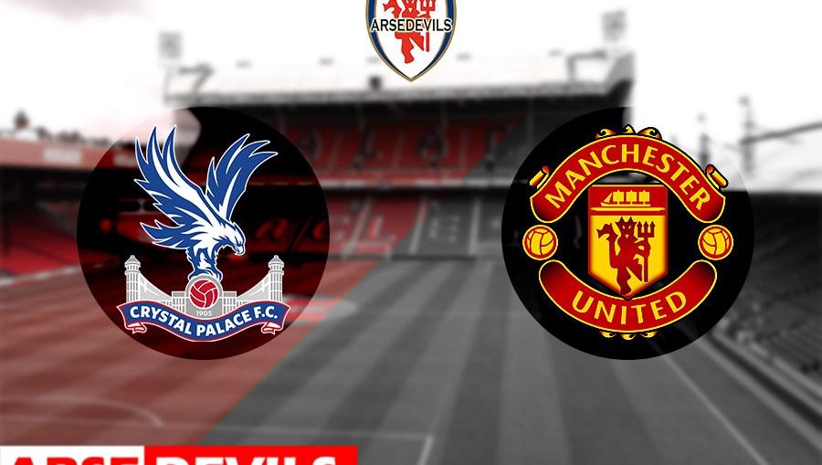 Crystal Palace Vs United